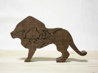 Raion(animal puzzle )の画像