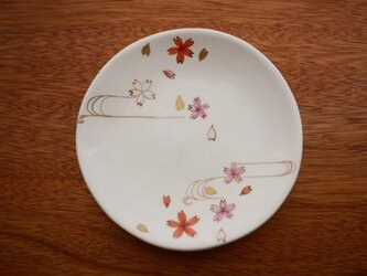 さくら ちいさいお皿の画像