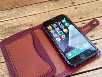 iPhone スマホケース (7、plus 対応)の画像