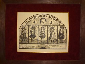 all in the golden afternoonの画像