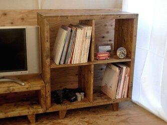 Wood Shelf W800の画像