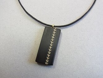 herringboneペンダントの画像