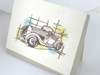 1934年 BMW 3 Series カード 6枚セットの画像