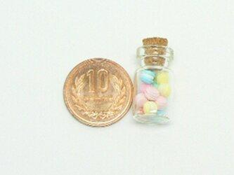 再入荷●ミニチュアボトル リアル極小マカロンの小瓶の画像