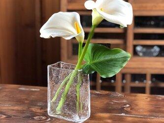 箱形花器の画像