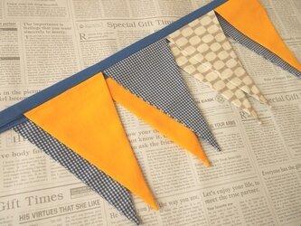 ガーランド(Flag Garland)UCLAの画像