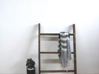 L4570*アンティーク風*はしご梯子*ディスプレイの画像
