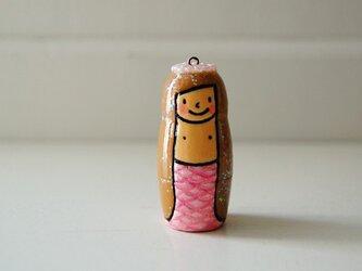 マトリョーシカ*人魚*ピンクの画像