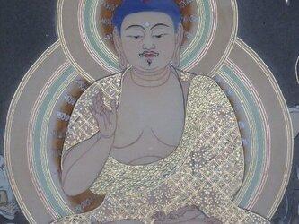 釈迦三尊如来・十三仏像(A-1)の画像