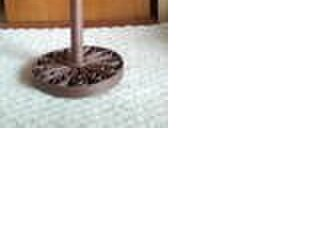 キッチンペーパーホルダー(ブラウン)の画像