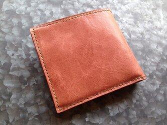 *レトロな雰囲気の二つ折り財布*の画像