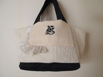TOTE BAG - embroideryの画像