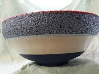 鉢(発泡土 径23.7X高10.4cm) の画像