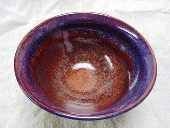 火焔紅 茶碗の画像