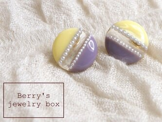 fancy colored pierceの画像