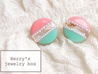 fansy colored pierceの画像