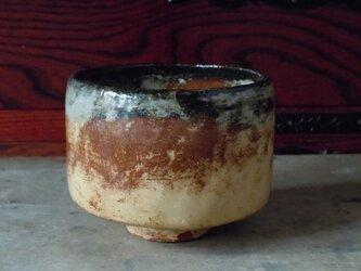 楽焼茶碗の画像