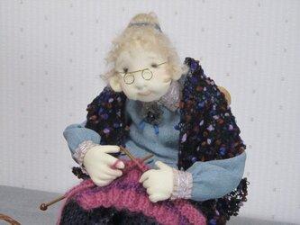 編み物はたのしいわの画像
