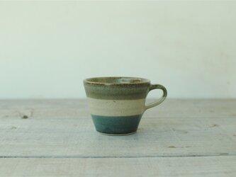 ボーダコーヒーカップの画像