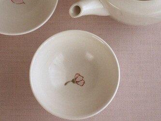色絵金彩盃 桜(つぼみ)の画像