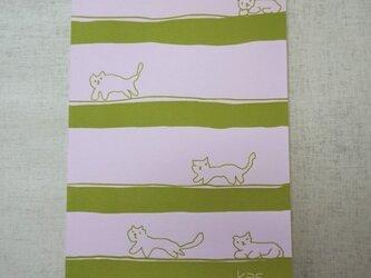 ノート「ネコ」の画像
