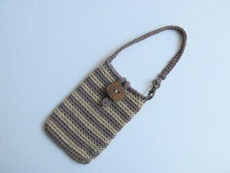 【H様ご注文品】綿糸のケースの画像