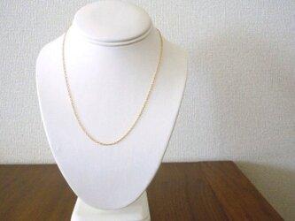 《40cm~45cm》ネックレス用 14kgfチェーン単品の画像