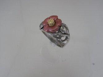 椿の指輪の画像