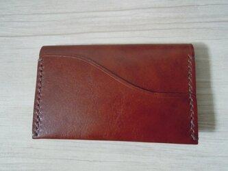 スリムフィット名刺・カードケースBRの画像