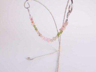 羽織紐 桜色の画像