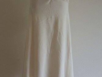 Prana skirt 真綿色の画像