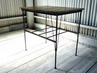 【展示作品】カフェテーブル(makino様オーダーメイド品)の画像