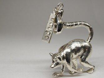 wow!? fox or monkey pendantの画像