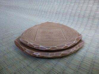 おむすび皿(白)の画像