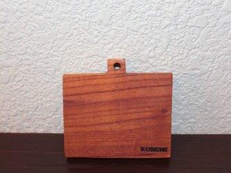 Cutting Board(S四角)けやき材の画像