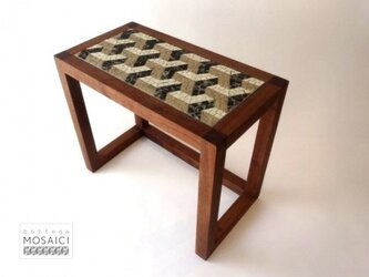 『Y』ipsilon Table (M) 黒 H350mmの画像