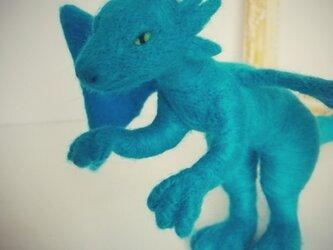羊毛♪ドラゴンの画像