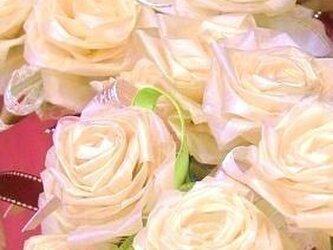 ヒノキの薔薇の画像