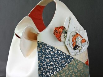 Kiribame makibara boxbag の画像