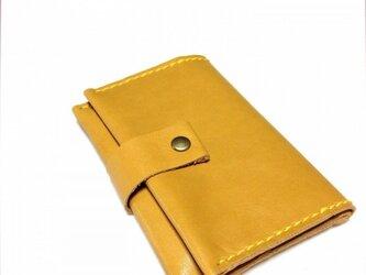 ポケット付きティッシュケースの画像