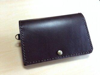 ポケット付きティッシュケース(オーダー品)の画像