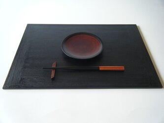 溜塗小皿の画像