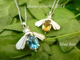 BLUE BEE(幸せを運ぶ蜂)の画像