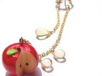 蜜りんごのイヤーカフ 4ぶんの3Ver.の画像