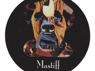 マスティフ《犬種名ステッカー/大型犬》の画像