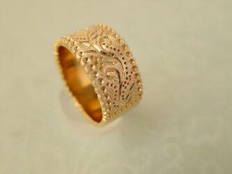 SV Botanical Ring goldの画像