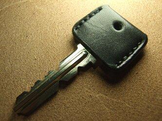 黒いキーカバーの画像