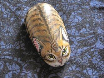 石猫 「キジトラ」の画像