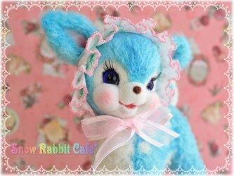 青いバンビの画像