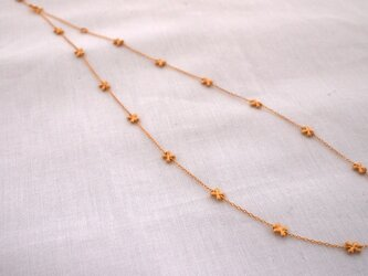 Fragrant olive -2way necklaceの画像